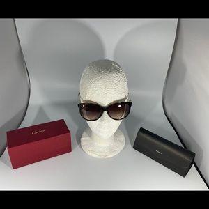 Cartier tortoise Sunglasses T8201065